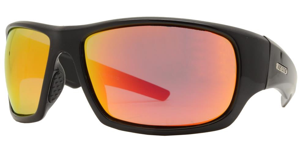 Wholesale - PL Rex - Polarized Men Sport Wrap Around Plastic Sunglasses - Dynasol Eyewear