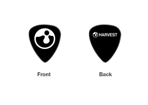 Harvest Records Guitar Picks
