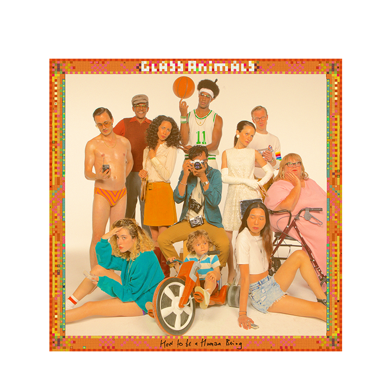 Glass Animals How To Be Human CD