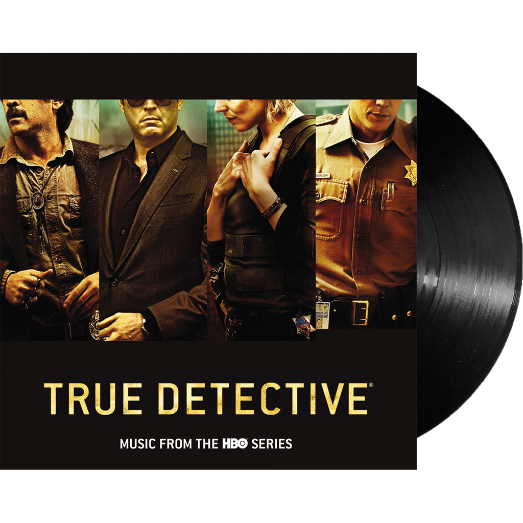 True Detective Season 2 Soundtrack 2LP