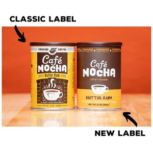 Announcing: NEW Package Design for Cafe Mocha, Cocoa & Chai!