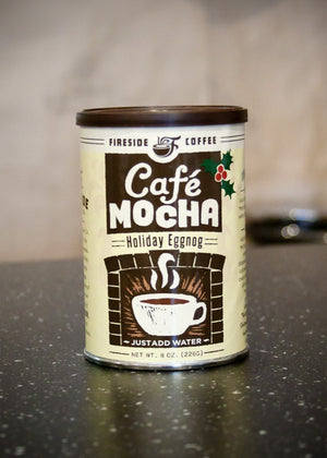 Holiday Eggnog Cafe Mocha