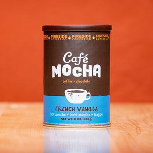 French Vanilla Cafe Mocha