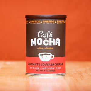 Chocolate Covered Cherry Cafe Mocha