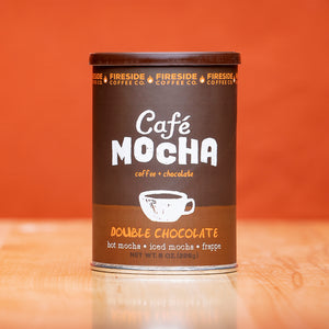NEW Double Chocolate Cafe Mocha