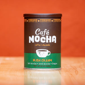 Irish Cream Cafe Mocha