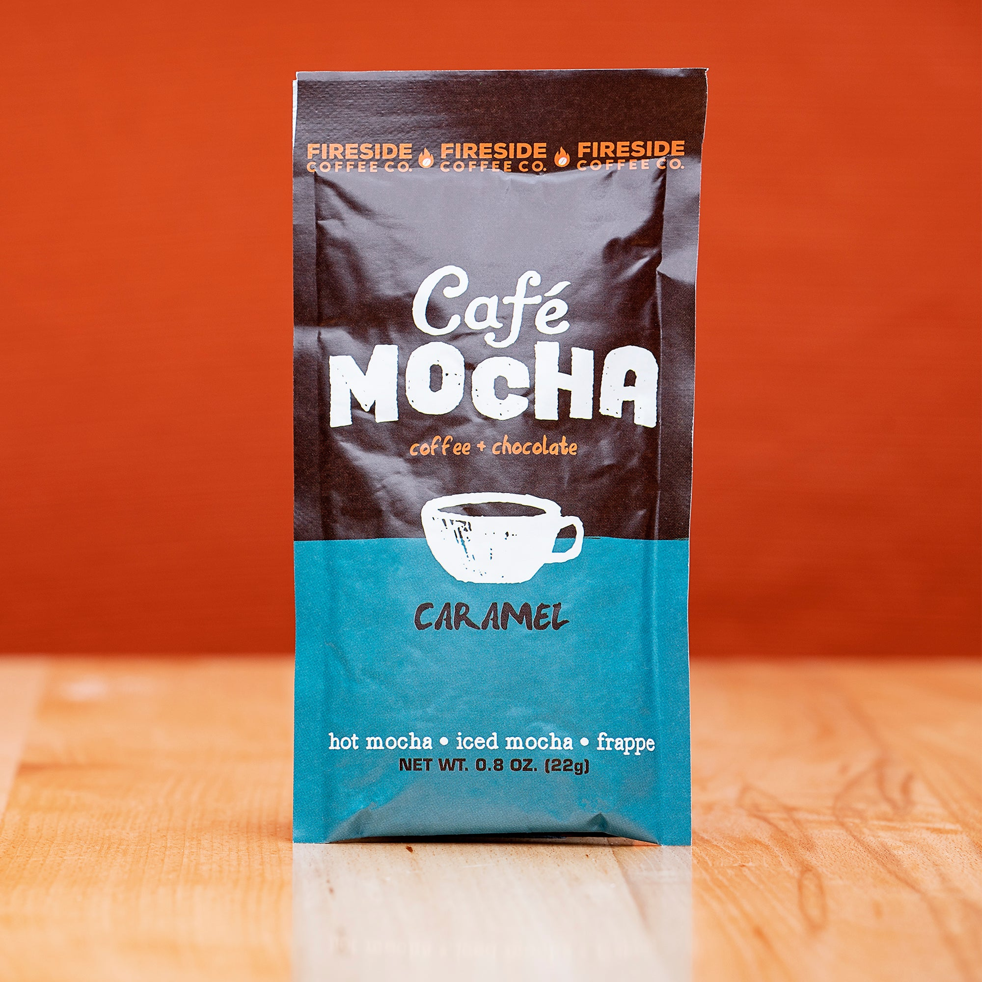 Cafe Mocha Single Serving Packet