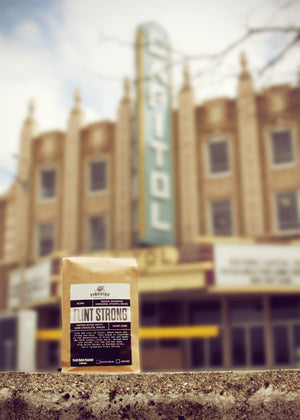 Flint Strong Coffee at Capitol Theatre in Flint