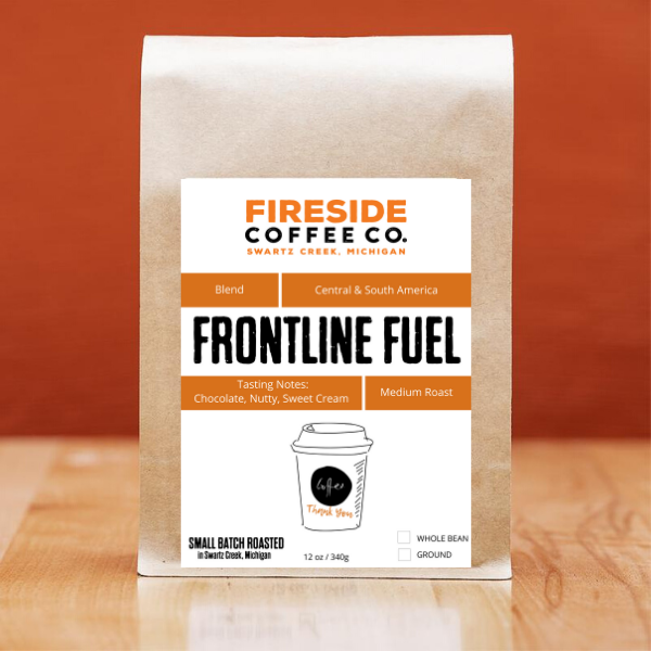 Frontline Fuel - Get a bag / Give a Bag