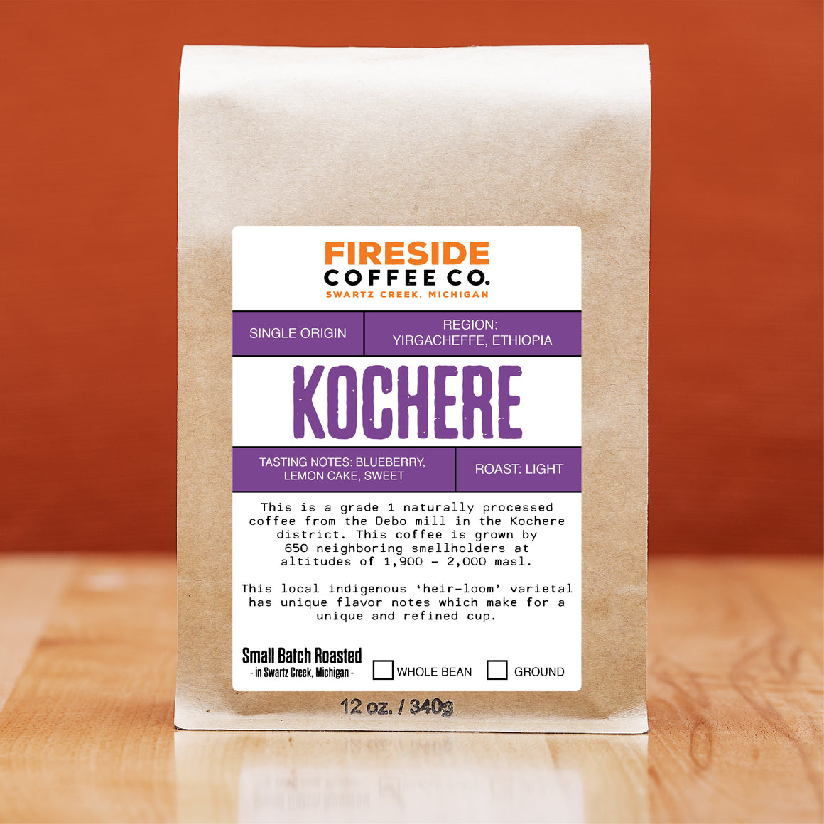 Kochere - Ethiopia Light Roast