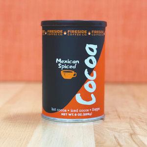NEW! Mexican Spiced Cocoa