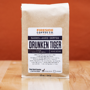 Drunken Tiger Barrel Aged Coffee