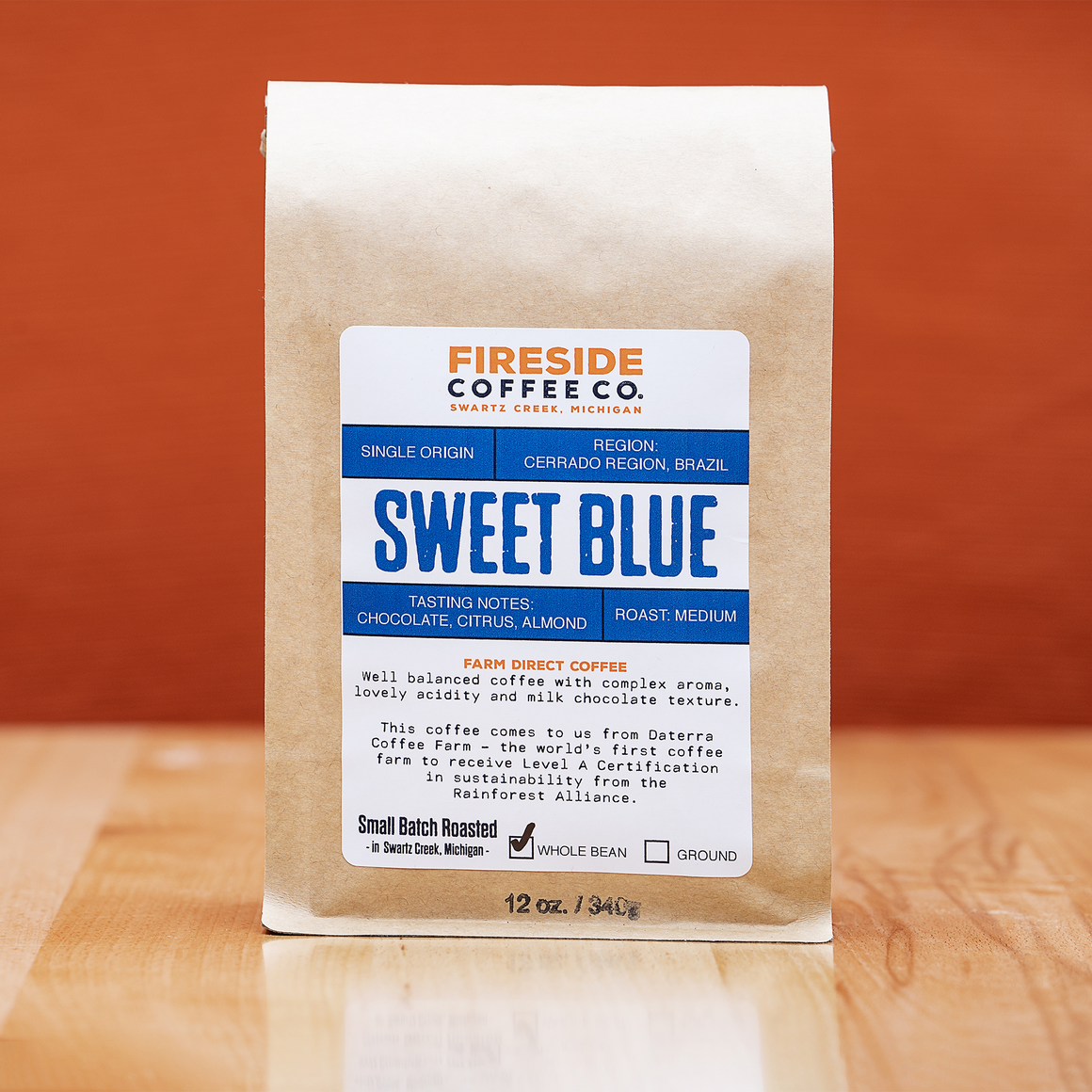 Sweet Blue Medium Roast