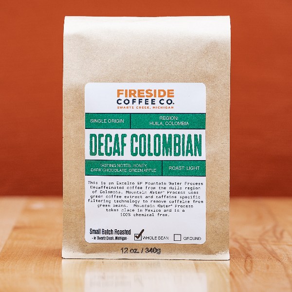 Decaf Colombia Light Roast
