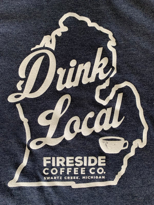 """Drink Local"" T-Shirt"