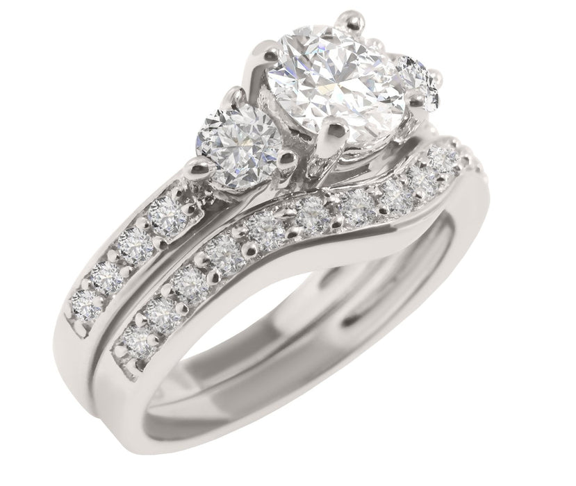 CZ Rings for Women that look real