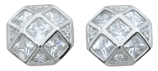 Sterling Silver stud earrings - LaRaso & Co