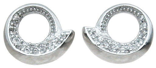 sterling silver stud earrings for women