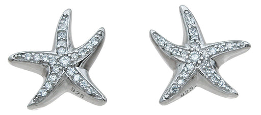 Sterling Silver star fish earrings - LaRaso & Co