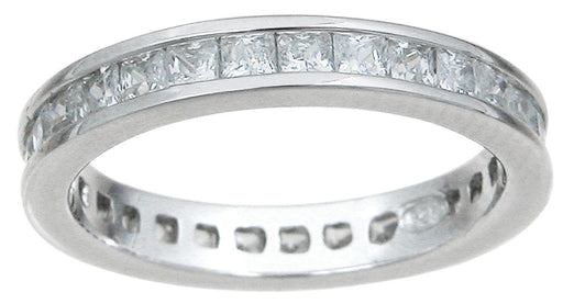 LaRaso & Co Sterling Silver Eternity Ring - LaRaso & Co - 1