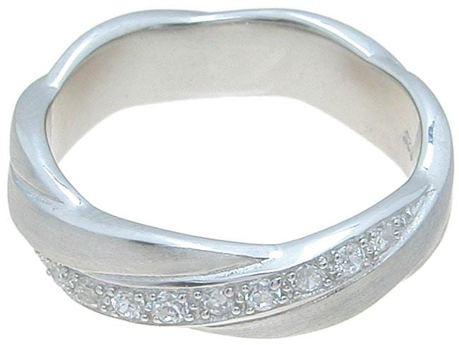 Mens High Quality Silver Wedding Ring