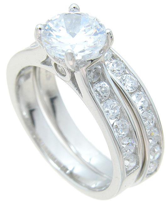 Realistic CZ Rings for Women