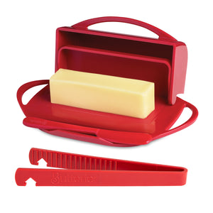 Butterie & Toaster Tongs Bundle