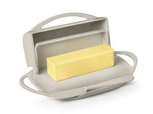 Butter Dish with Knife Included