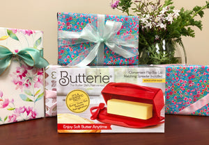 Butterie, Beautifully Wrapped with a Bow!