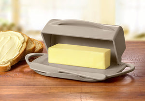 Large Butter Dish in Many colors