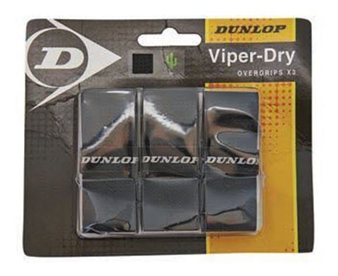 Viper Dry Overgrip - 3 Pack