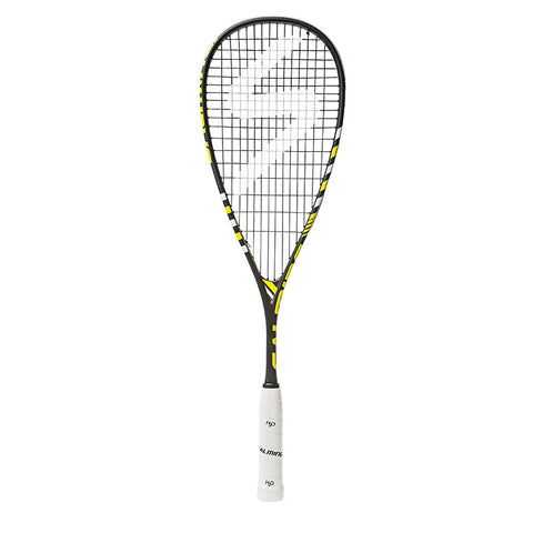 Salming Forza Racket Black/Yellow Racquets - Hutkay.fit