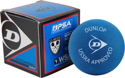 Dunlop Doubles Hard Ball - 12 Pack Balls - Hutkay.fit