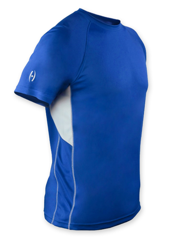 Harrow Traverse t-shirt royal - Hutkay.fit