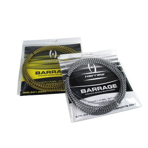 Harrow Barrage 17 Gauge - Single squash strings - Hutkay.fit