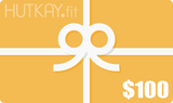 $100 Gift Card from Hutkay.fit Squash Gear and Apparel
