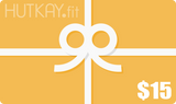 $15 Gift Card from Hutkay.fit Squash Gear and Apparel