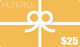 $25 Gift Card from Hutkay.fit Squash Gear and Apparel