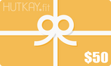 $50 Gift Card from Hutkay.fit Squash Gear and Apparel