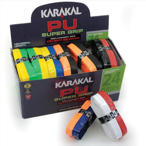 Karakal PU Super Grip - 24 Pack DUO