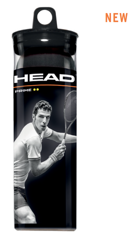HEAD PRIME - 3-ball canister Balls - Hutkay.fit