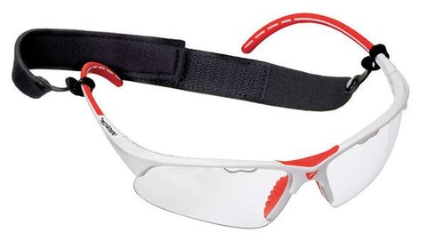 Tecnifibre Absolute Squash Eyewear Eye Guards - Hutkay.fit