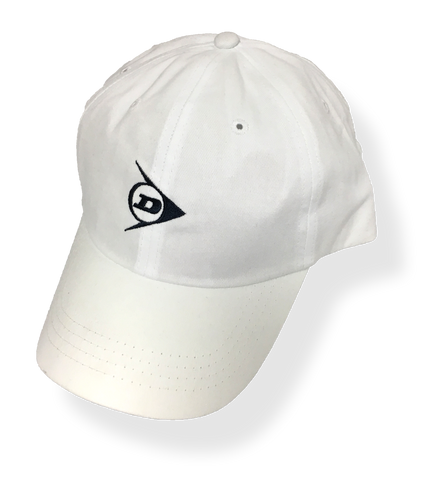 Dunlop White Breathe Cap Hats and Headwear - Hutkay.fit
