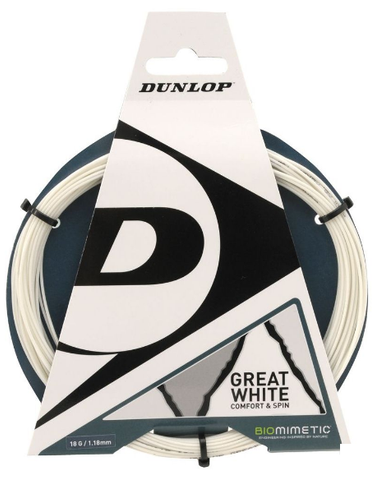 Dunlop Great White Strings - Hutkay.fit