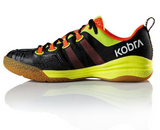 Salming Kobra squash shoes men black - Hutkay.fit
