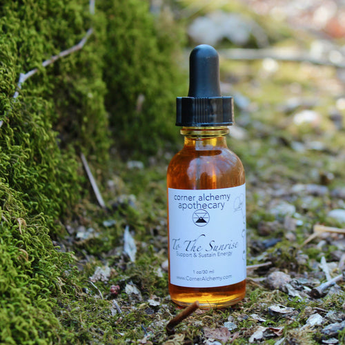 To the Sunrise Cocktail Bitters - Corner Alchemy Apothecary