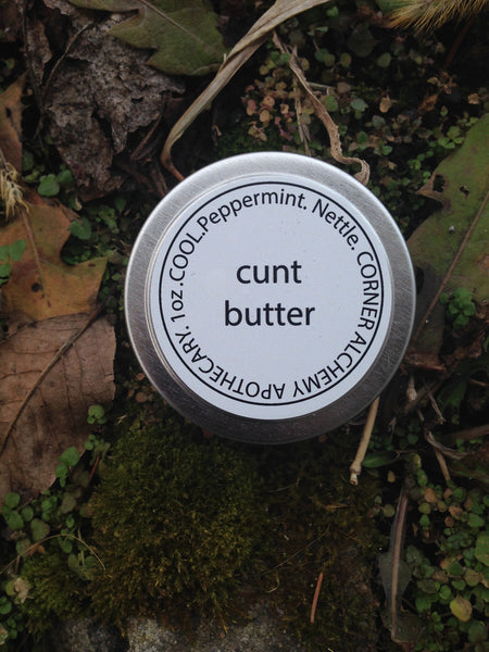 Cunt Butter - Cool - Corner Alchemy Apothecary
