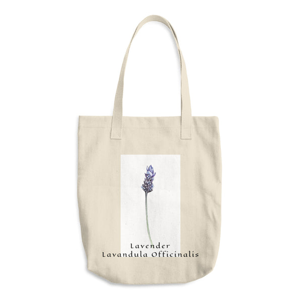 Lavender Tote Bag - Corner Alchemy Apothecary