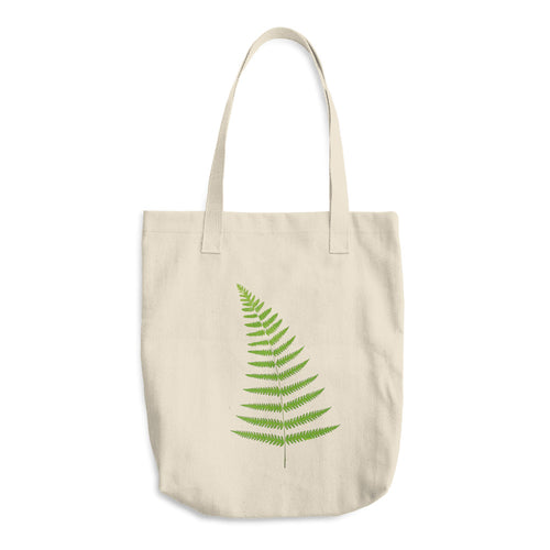 Fern Tote Bag - Corner Alchemy Apothecary