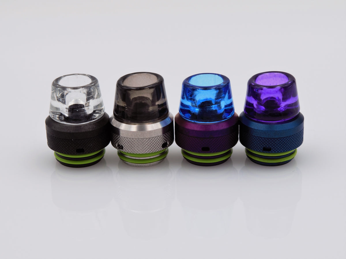 Handmade Glass 510 Drip Tip *Clearance*